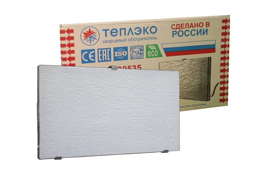Обогреватели теплэко: кварцевые, энергосберегающие, характеристики