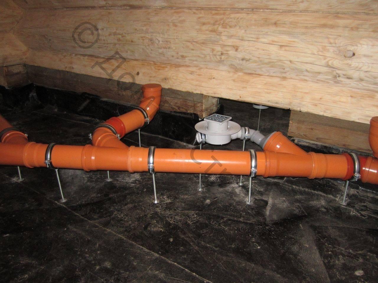 Какие канализационные трубы лучше выбрать для частного дома и квартиры – какие трубы лучше использовать в канализации чугун или пластик, размеры и цены