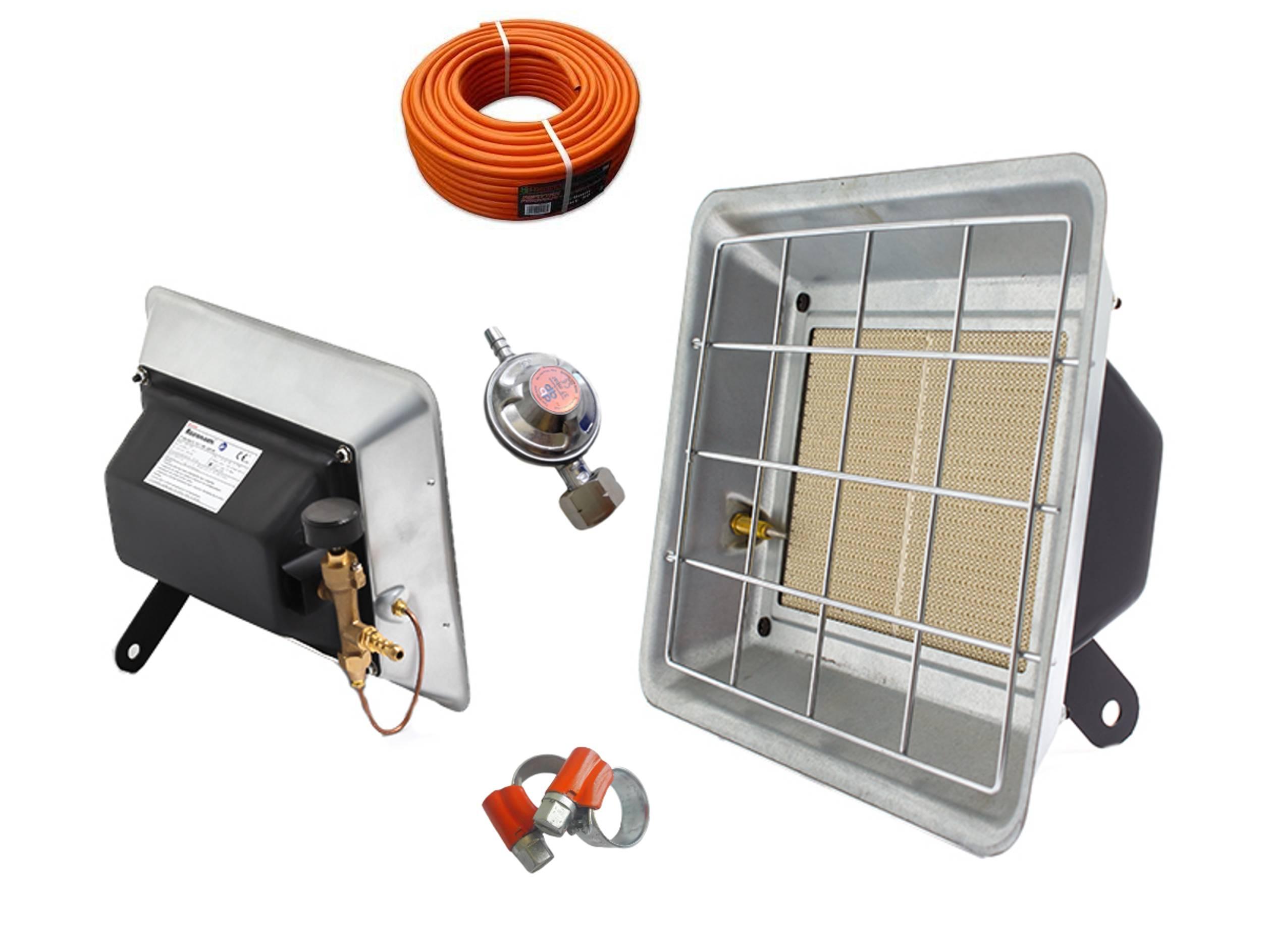 Как выбрать уличные обогреватели (газовые, инфракрасные) (видео)