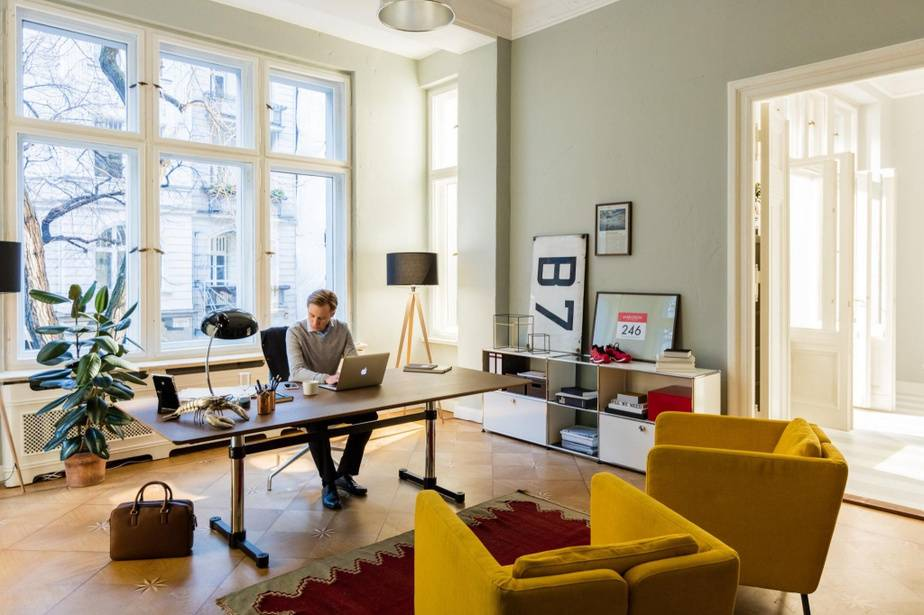 Рабочее место по фен шуй – настрой на продуктивность и успех