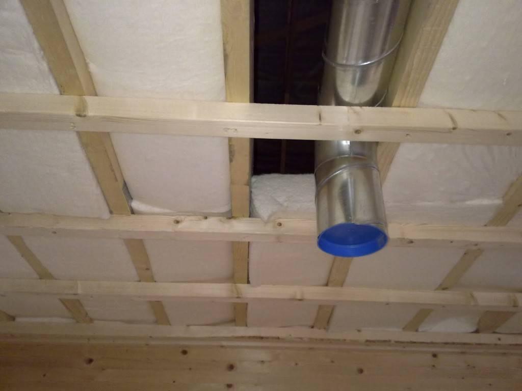 Как сделать вентиляцию в деревянном доме: правильное устройство вытяжки