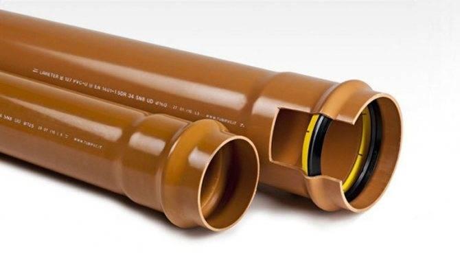 Труба канализационная 50 мм: характеристики, применение