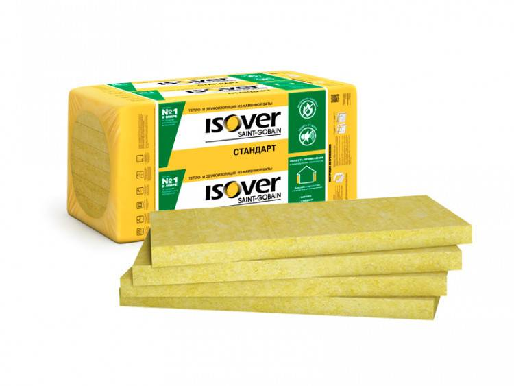 Утеплитель изовер (isover) технические характеристики