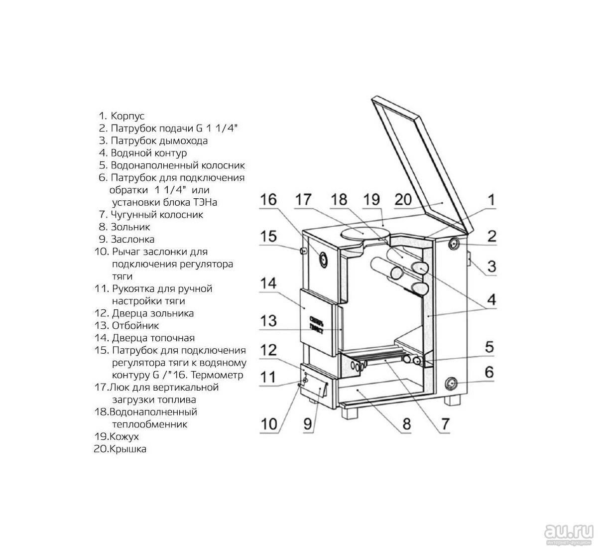 Газовый котел сиберия (siberia): технические характеристики, подключение, устройство
