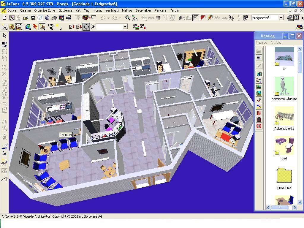 Программа для проектирования домов в 3d  дизайн интерьера 3d