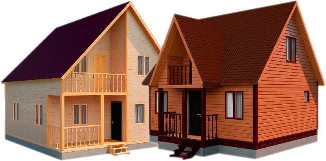 Сравнение каркасных и брусовых домов: преимущества и недостатки, отзывы, советы по выбору