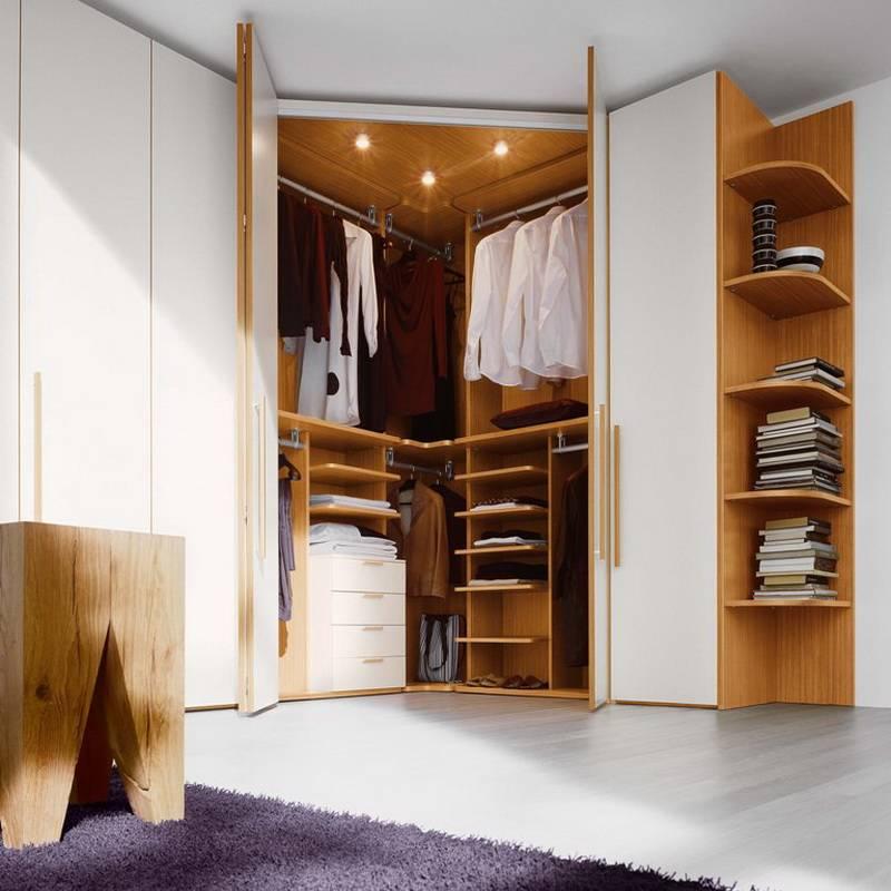 Шкаф-купе в спальню: 60+ фото, внутреннее наполнение, идеи дизайна