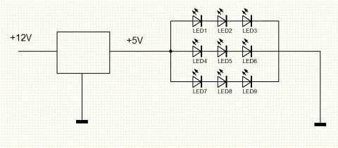 Схема стабилизатора напряжения: 12в - 220в своими руками