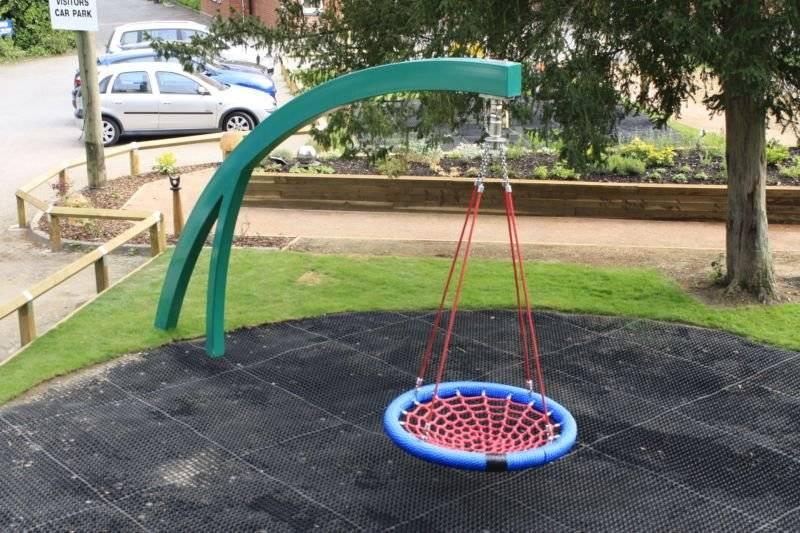 13 поделок своими руками для детской площадки