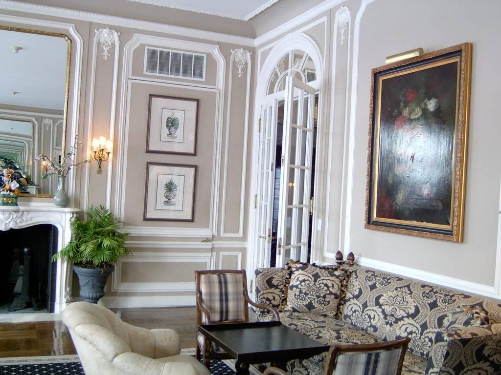 Лепнина на стенах – фото изысканной ручной работы. 105 фото украшения стен и потолков