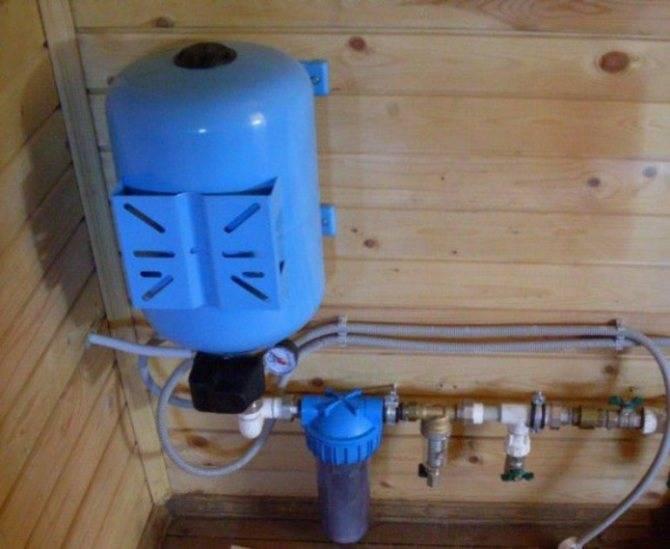 Гидроаккумулятор для систем водоснабжения: критерии выбора