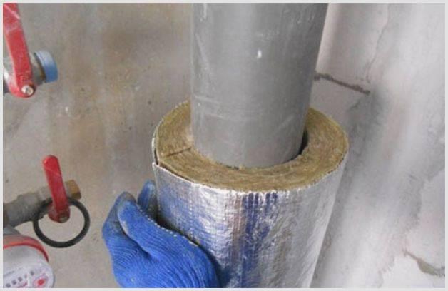 Звукоизоляция (шумоизоляция) канализационных труб своими руками