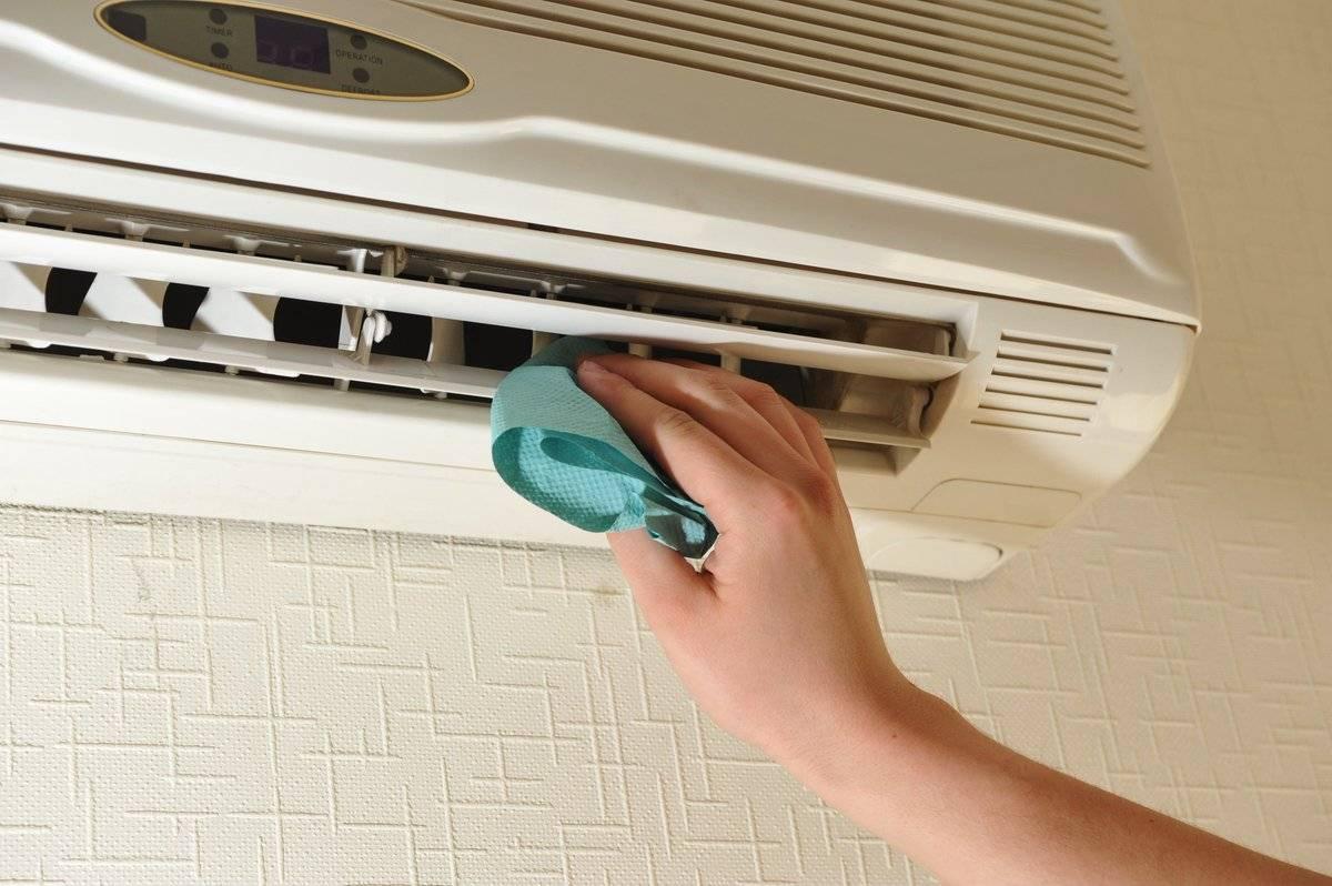 Как почистить кондиционер дома самостоятельно (очистка сплит-системы) — в домашних условиях, как чистить фильтр, как часто, своими руками, самсунг, панасоник, электролюкс, lg, хайер