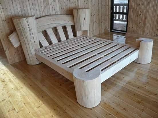 Кровать своими руками дешевле или нет