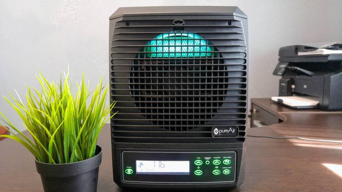 Для чего нужен ионизатор воздуха в квартире и нужен ли вообще?   рутвет - найдёт ответ!