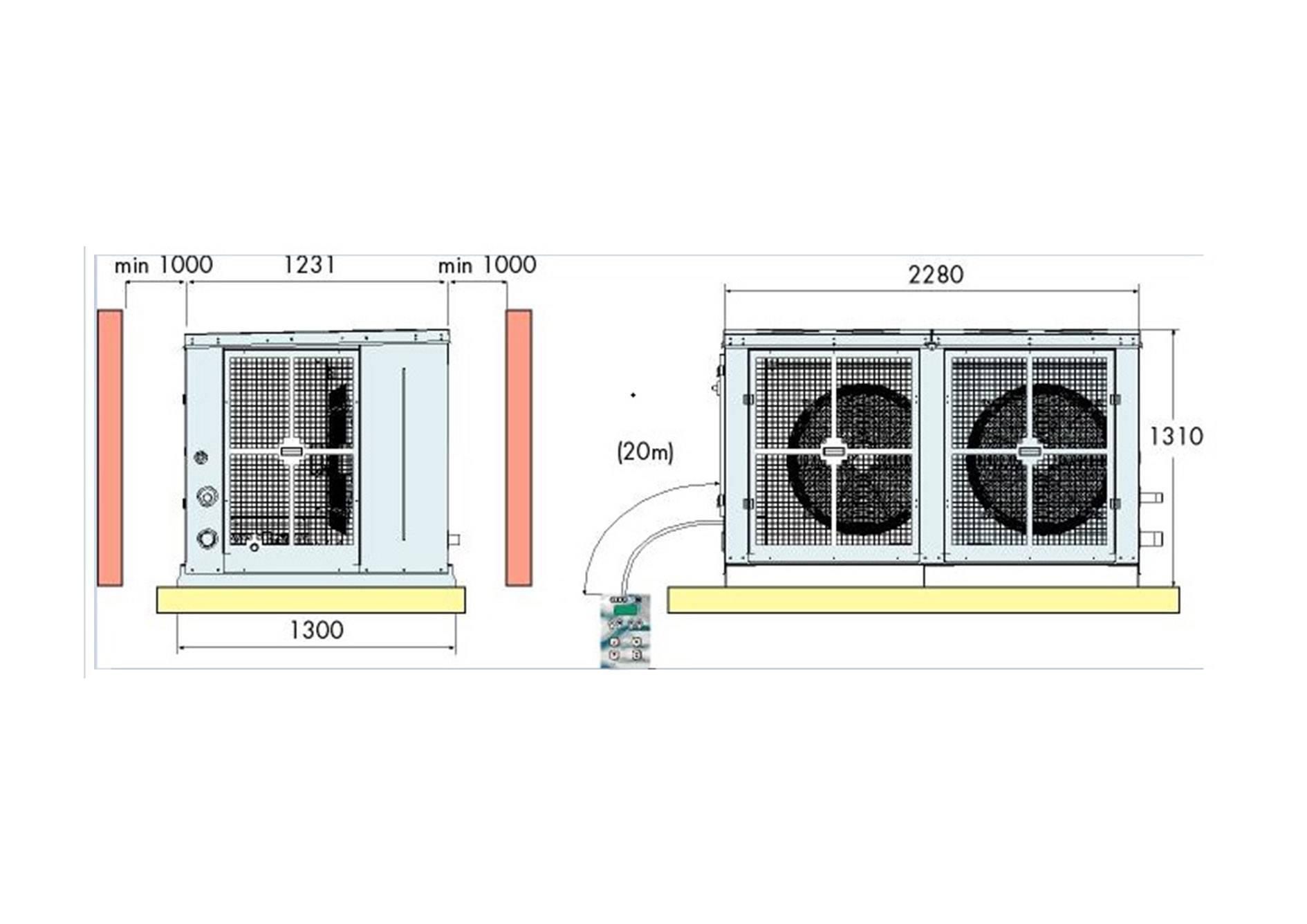 Среднетемпературные и низкотемпературные сплит-системы ариада: отзывы, инструкции
