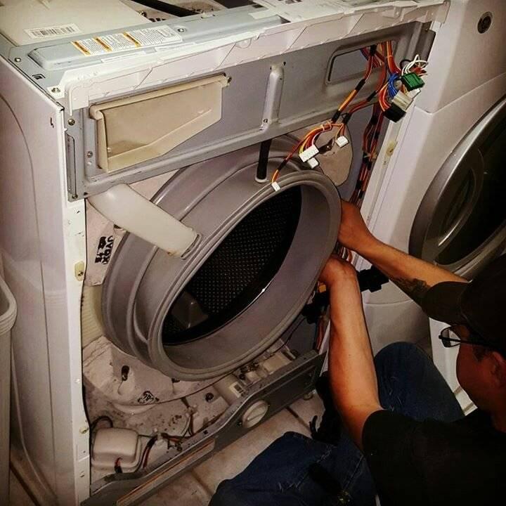 Ремонт стиральных машин занусси своими руками, наиболее частые поломки