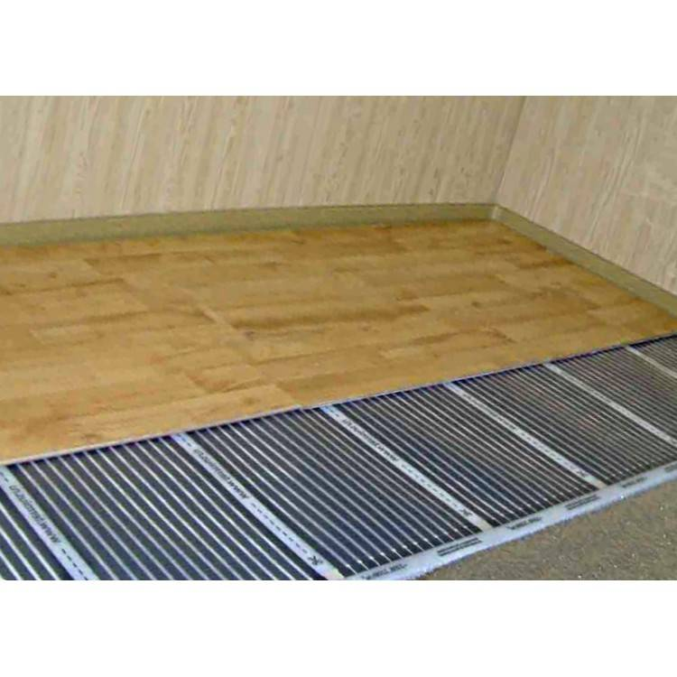 Достоинства теплого пола и его установка под плитку и ламинат