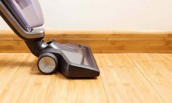 Какой пылесос выбрать для ламината: моющий, для сухой уборки, робот