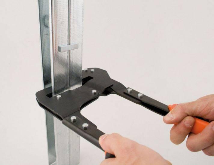 Просекатель для соединения металлического профиля под гипсокартон: цена, отзывы, какой выбрать