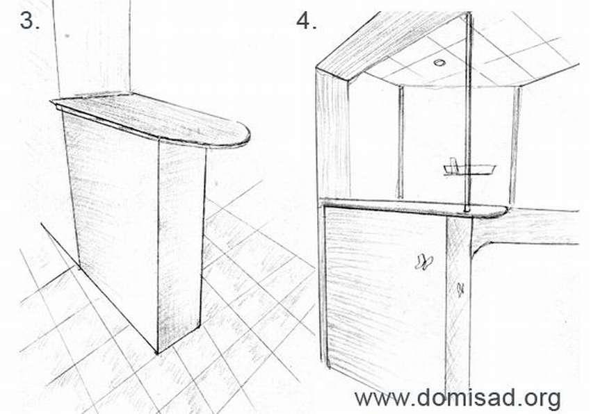 Как сделать барную стойку — пошаговая инструкция как смастерить красивую и практичную стойку (95 фото + видео)