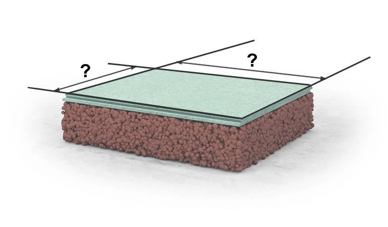 Размеры листов лдсп: стандартная толщина ламинированной дсп, листы 10-16 мм и других размеров. каким бывает вес плит?