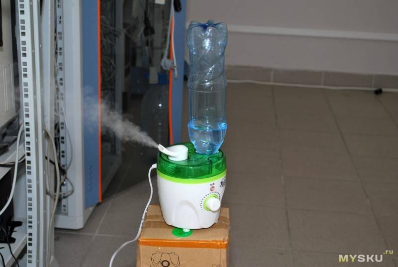 Как увлажнить воздух в комнате в любое время года без увлажнителя