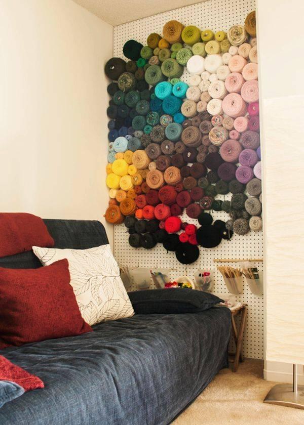 Поделки для дома — лучшие идеи для украшения, оформления и создания атмосферы в частном доме и квартире (135 фото и видео)