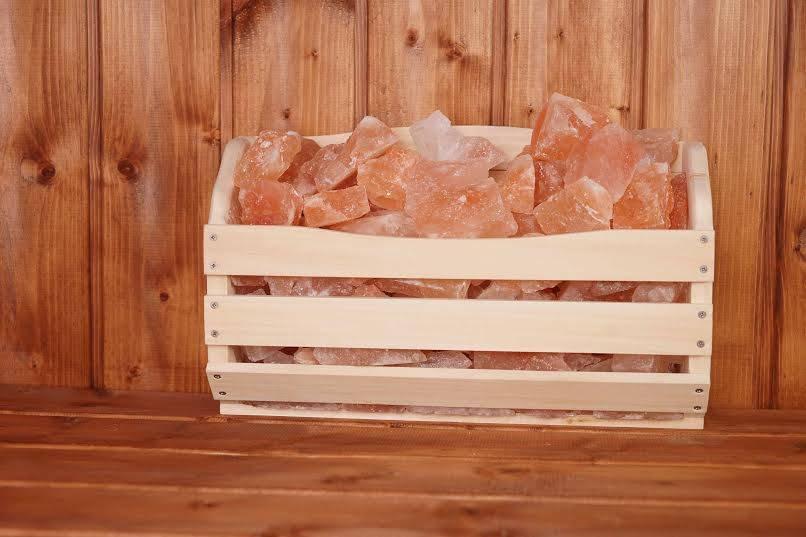 Гималайская соль для бани – лечебные свойства и особенности применения