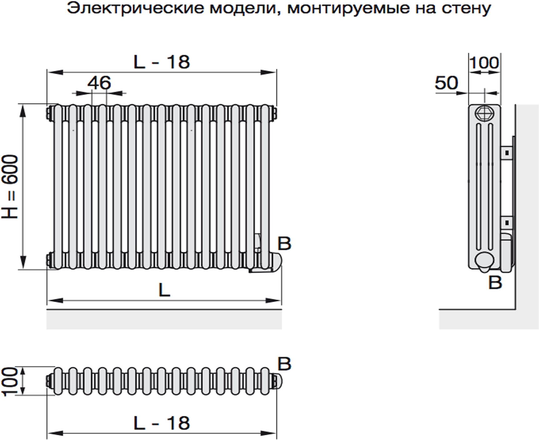 Как выбрать радиатор отопления, виды радиаторов отопления, какие радиаторы отопления лучше