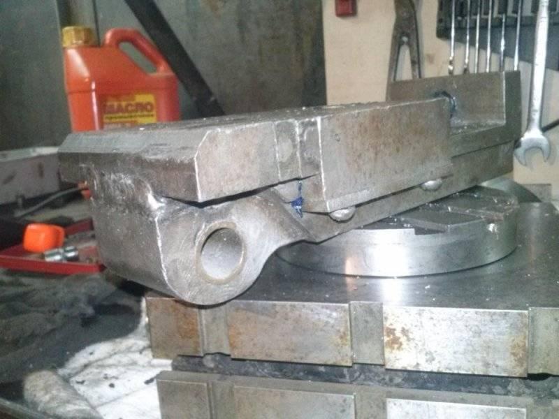 Различия между чугуном и литой сталью