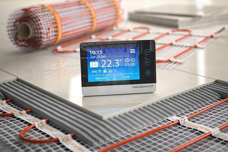 Лучшие электрические теплые полы под плитку и ламинат в 2021 году