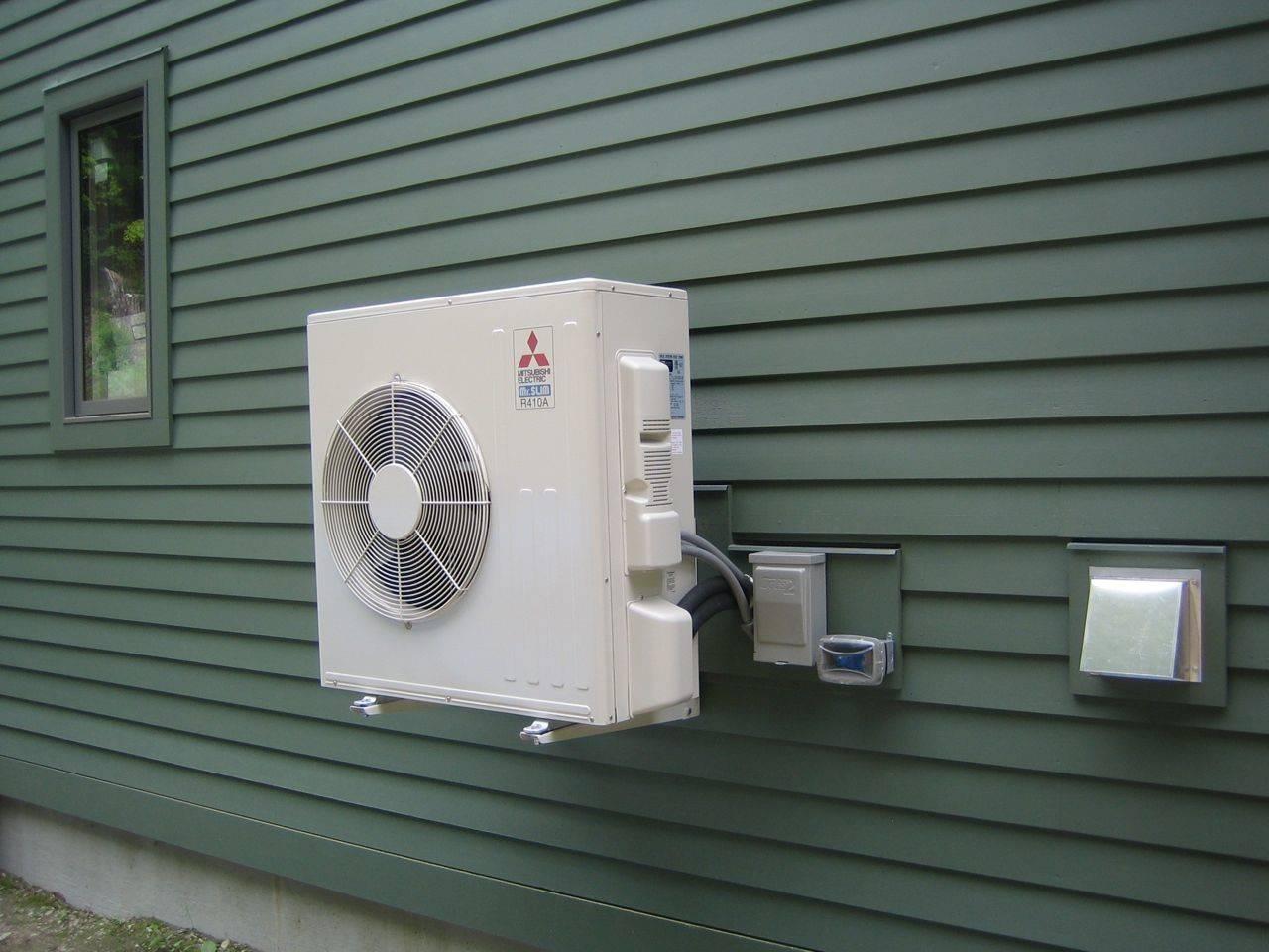 Мобильный кондиционер с приточной вентиляцией: принцип работы, особенности монтажа