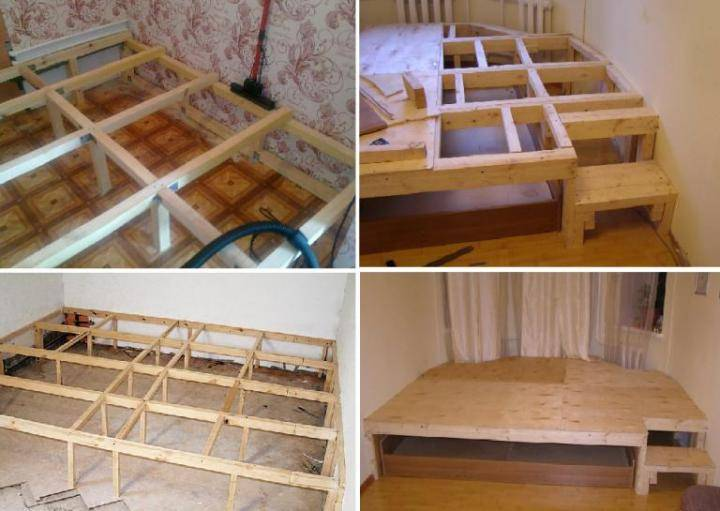 Как сделать кровать своими руками - от выбора материалов до готового изделия