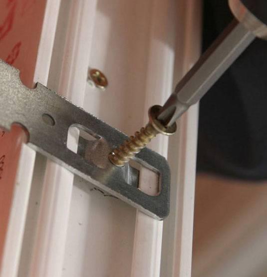 Крепеж для пластиковых окон: 80 фото вариантов подбора правильных крепежей