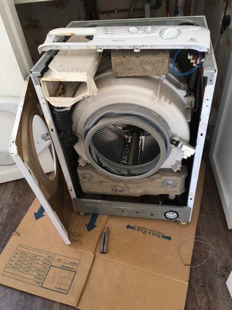 Ремонт стиральных машин своими руками: автомат и полуавтомат, видео