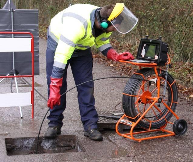 Видеоинспекция канализации | все о септиках