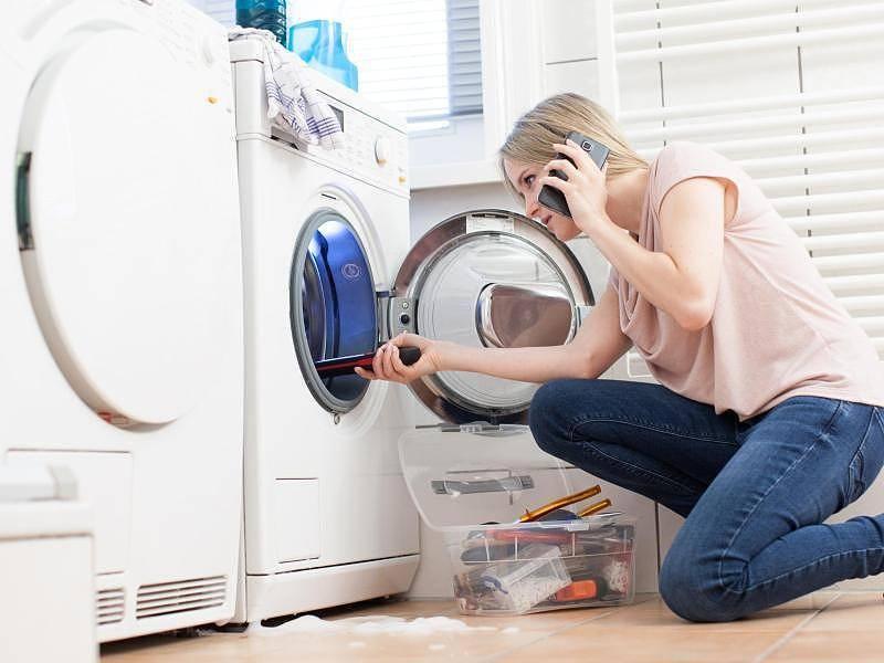 Как убрать запах из стиральной машинки автомат в домашних условиях