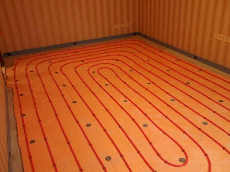 Преимущества использования пеноплекса для утепления бетонного пола