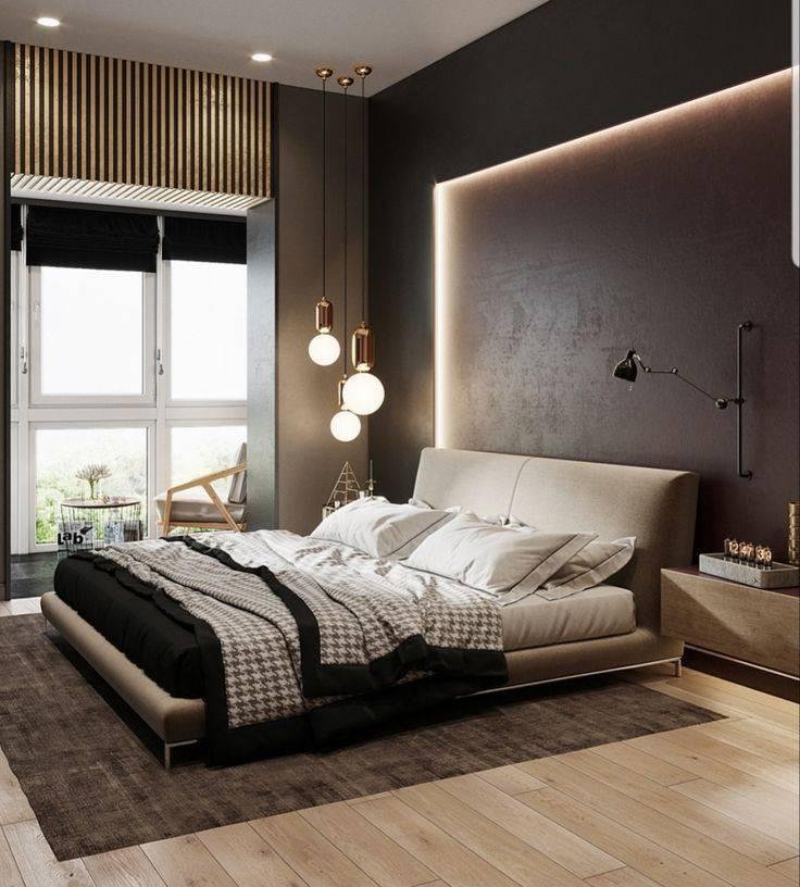 Классические спальни - 200 фото новинок дизайна