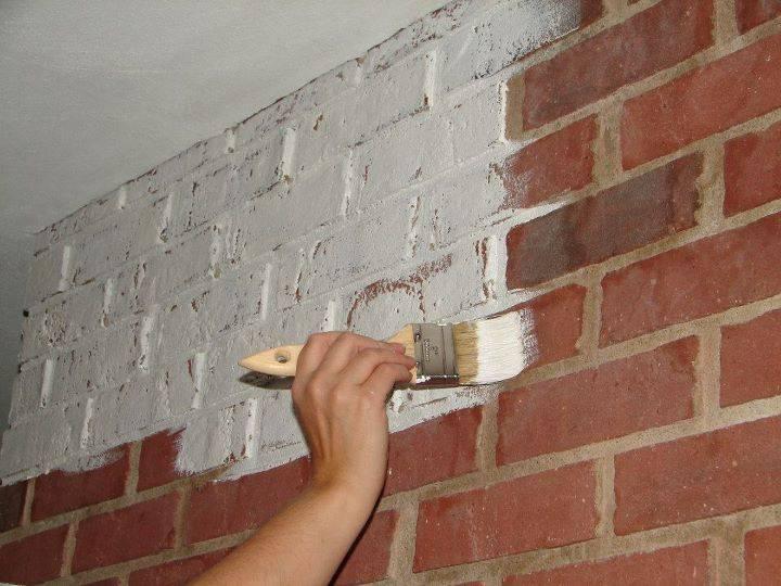 Чем покрасить кирпичную печь в доме: выбираем краску