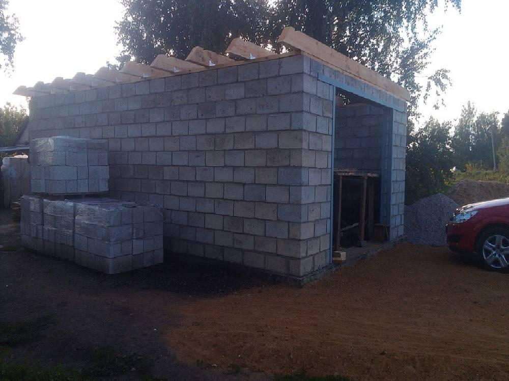Какие блоки лучше использовать для строительства дома