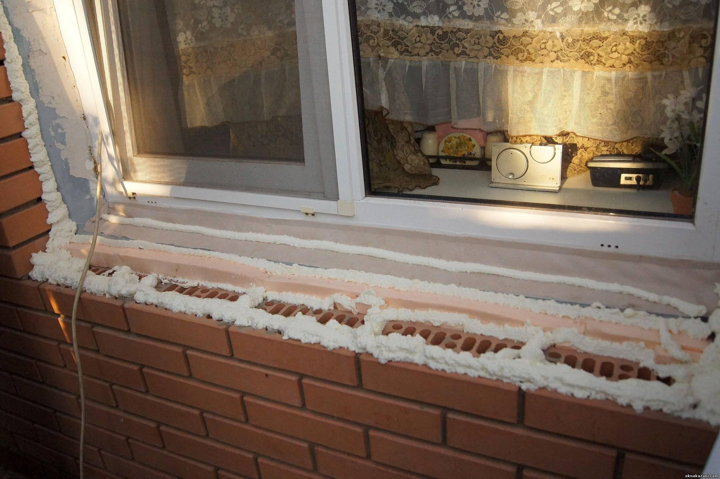 Как утеплить деревянное окно на зиму правильно - видео, материалы, способы утепления