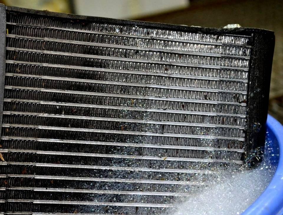 Как промыть радиатор отопления в домашних условиях