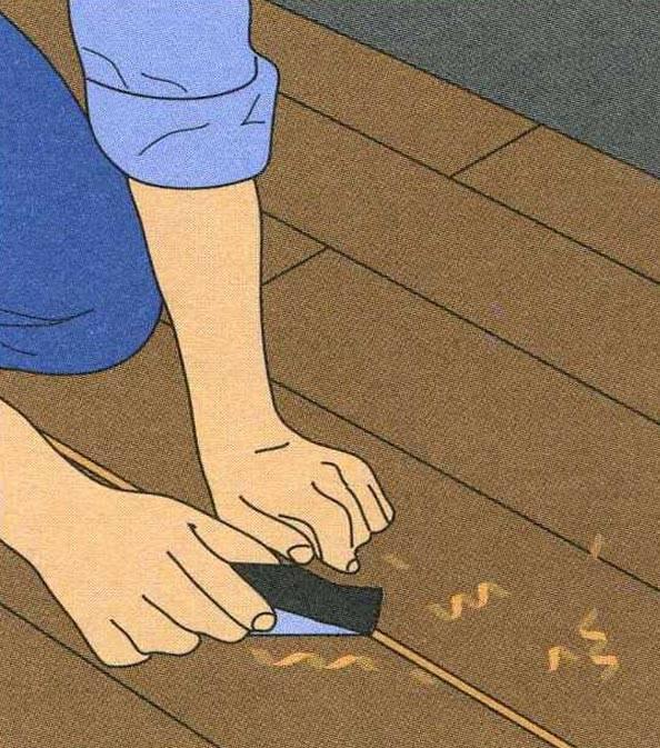 Что делать, если в квартире скрипит паркет? как устранить эту неприятность?