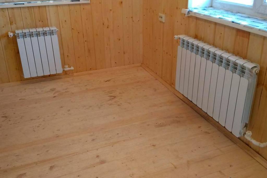 Отопление дачи: варианты с электрическим, твердотопливным котлом без газа