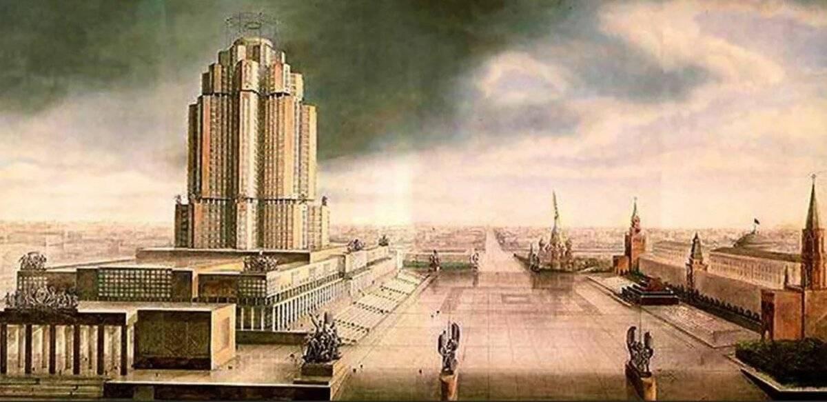 9 грандиозных строительных проектов СССР, которые так и не были реализованы