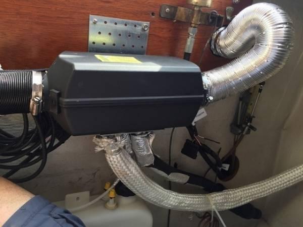 Установка отопителей – отопитель планар — техническое устройство и инструкция по монтажу - турботехмастер - онлан-гипермаркет