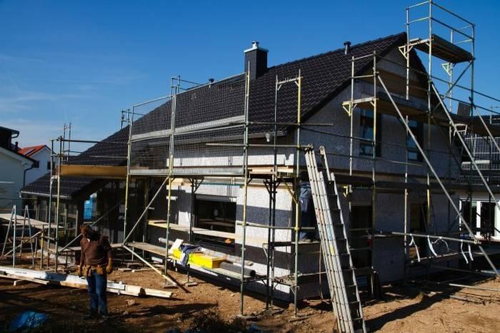 Как построить фахверковый дом своими руками: пошаговая инструкция - строительство немецкого дома своими руками +видео