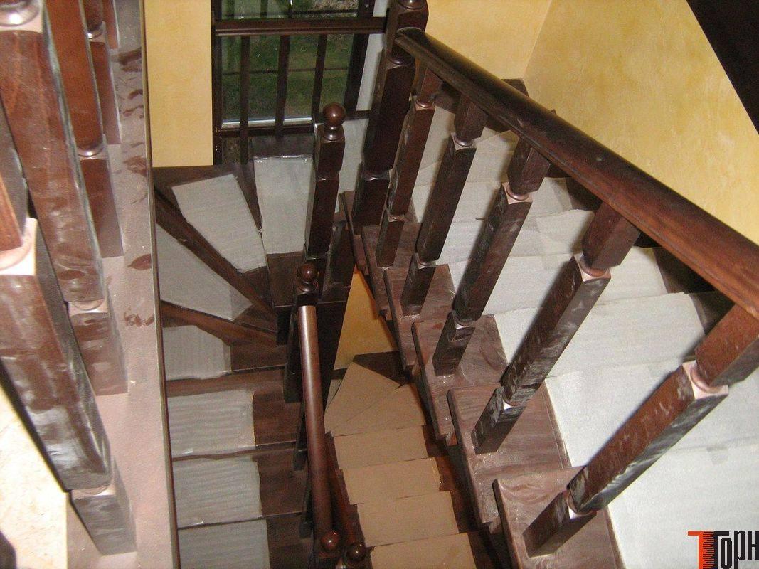 Отделка металлической лестницы деревом: обшиваем своими руками - vseolestnicah